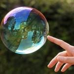 Bitcoin bubbles but will it burst?