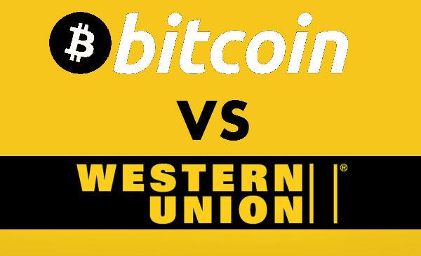 Trasferimento di denaro internazionale: Western Union contro World Remit contro Bitcoin