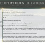 My Open Letter to Peter Schiff (followup from the debate today) By Erik Voorhees