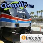 Wait, you take bitcoin? Sure, for Amtrak tickets at this website