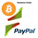 Bitcoin Set to Overtake eBay's PayPal in Transaction Volumes
