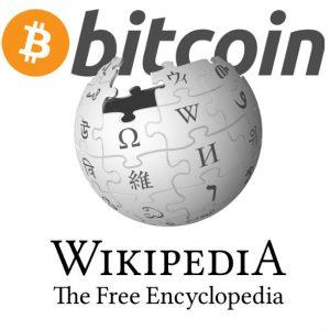 wikipediabitcoin