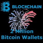 Blockchain's Bitcoin Wallet Surpasses Two Million Users
