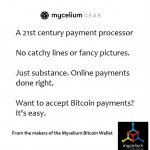 Mycelium announces Mycelium Gear, A Free Payment Processor