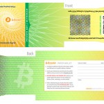 To secure your bitcoins, print them out