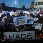A College Kid Made Over $24,000 Yesterday Just By Waving This Sign On ESPN