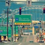 Bitcoin creeping into Pittsburgh