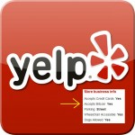 Yelp now lists businesses that accept Bitcoin