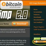 The GIMP Project Now Accepts Donations in Bitcoin