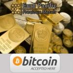 Euro Pacific Precious Metals Now Accepts Bitcoin