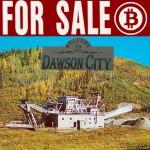 Yukon gold mine on sale for $2 million in bitcoin