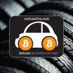 Vulcantire.com accepts Bitcoin!
