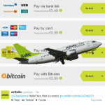 Latvia's airBaltic Now Accepts Bitcoin for Flight Bookings