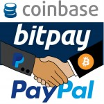 PayPal Takes Baby Step Toward Bitcoin, Partners With Cryptocurrency Processors