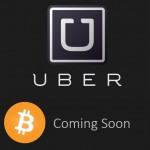 Pay for Uber in Bitcoin . . . Coming Soon